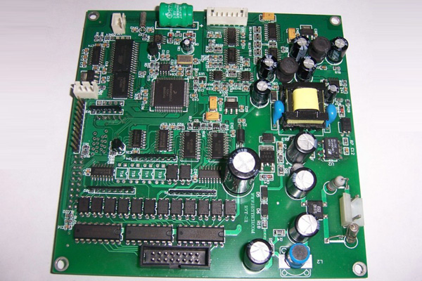 Industrial control system SMT chip processing circuit board