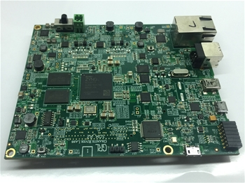 Medical electronic pcb assembly processing